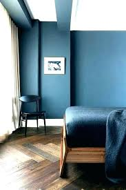 metallic wall paint interior blue for