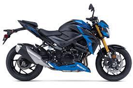 2018 suzuki dual sport. simple 2018 2018 suzuki gsxs750 first look  blue profile to suzuki dual sport