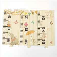 Growth Chart Ruler Woodland Party