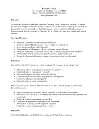 Sample Resume For Customer Service Representative Telecommunications Customer Service Resume Fillable Printable Pdf Forms Surprising 11