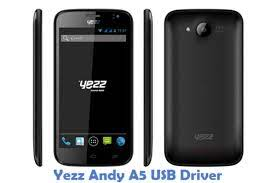 Download Yezz Andy A5 USB Driver