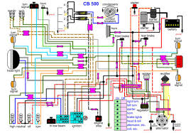 cb500 wiring diagram circuit and wiring diagram wiringdiagram net wiring diagram honda cb500 four jpg