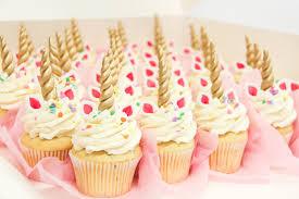 Unicorn Cupcakes Confetti Vanilla Pod