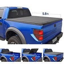 Amazon.com: Tyger Auto T3 Tri-Fold Truck Bed Tonneau Cover TG ...