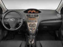 Image: 2009 Toyota Yaris 4-door Sedan Auto S (Natl) Dashboard ...