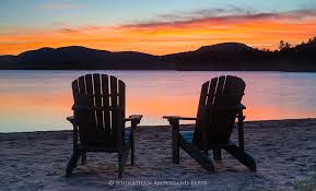 adirondack chairs lake. Simple Chairs Adirondack ChairsBlue Mountain Lakesummersunset2015ADK Chairs For Chairs Lake A