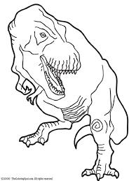 Kleurplaat Kleurplaat Dinosaurus 3872 Kleurplaten