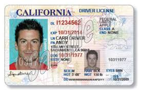 To Big Change Its A California Made Inverse Just Drivers License