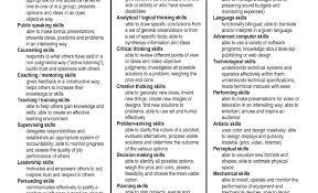 Resume Beautiful Career Resume Help 5 Skills That Employees Want