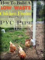 Cheap Fast Low Waste PVC Chicken Feeder