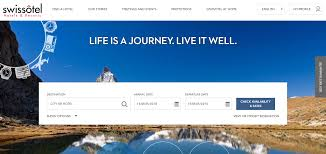 Booking Website Design Inspiration 9 Examples Of The Best Hotel Website Design You Cannot Miss Out