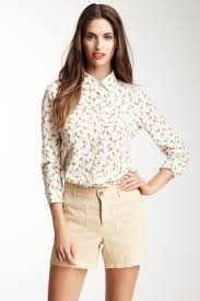 Knitted Dove Early Bird Blouse Nordstrom Rack