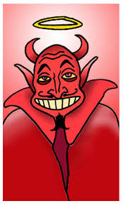 Resultado de imagem para imagens do diabo