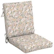 back dining chair cushion
