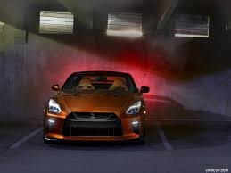 2017 Nissan GT-R - Front | HD Wallpaper #37