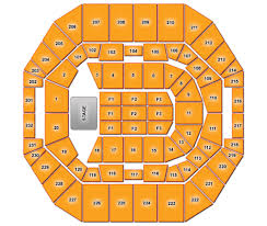 Bankers Life Seating Chart Bankers Life Fieldhouse Has Your Indy Spring Summer