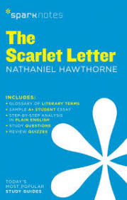 the scarlet letter sparknotes literature guide series