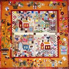 Little Quilts Blog: Anyone going to Houston Quilt Festival...? & Not only that but she is the 1st Place winner in the