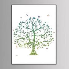 product images gallery universal 30 40cm diy fingerprint tree
