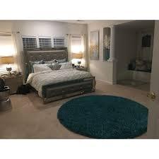upholstered king bedroom sets. Shop Celine 6-piece Mirrored And Upholstered Tufted King Bedroom Set - On  Sale Free Shipping Today Overstock.com 8409732 Upholstered King Bedroom Sets S
