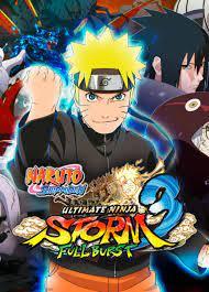 Buy Naruto Shippuden: Ultimate Ninja Storm 3 Full Burst HD Steam