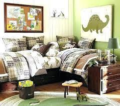 boys dinosaur bedroom models decor