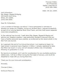 Cover Letter Public Defender Legal Cover Letter Examples Cover Letter Now