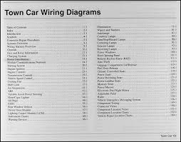lincoln town car wiring diagram image 2000 lincoln town car wiring diagram solidfonts on 2003 lincoln town car wiring diagram