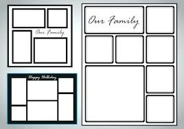 Picture Collage Templates Free Download Wall Collage Layout Picture Template Best Gallery Ideas On