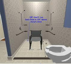 Branson Roll In Shower Handicap Room - YouTube