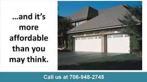 garage door maintenance ringgold ga 706 948 2745 garage door maintenance