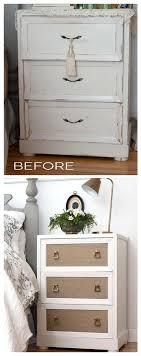 how to wallpaper furniture. Adding Wallpaper To Painted Furniture - Before And After How O