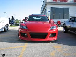 mazda rx8 modified red. photo of a 2004 mazda rx8 grand touring rx8 modified red