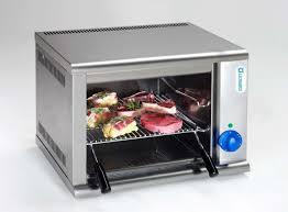 Salamander Kitchen Appliance Tecnoinox Exploit Qsef1 Electric Salamander Grill Chefsrange
