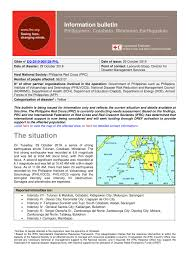 Philippines lies in the pacific 'ring of fire.' temblor hits at a depth of 61 km (38 miles), about 128 km (80 miles) east of the island's key city of davao. Philippines Cotabato Mindanao Earthquakes Information Bulletin Philippines Reliefweb