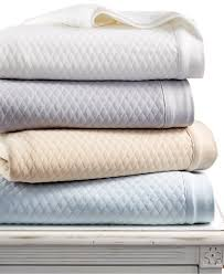 Macy Bedroom Furniture Closeout Closeout Martha Stewart Collection Quilted Triple Knit Blankets