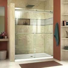 appealing shower door cleaner diy semi sliding shower door best diy glass shower door cleaner