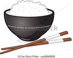 bowl of rice clip art. Perfect Rice Rice Bowl  Csp38569229 To Bowl Of Clip Art D