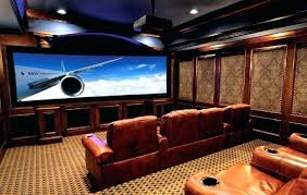 basement movie theater. Basement Theater Ideas Black Ceiling Paint Color Movie .