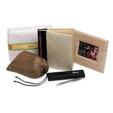 bali artisan handcrafted gift set for the adventurous spirit kiva adventurer gift set