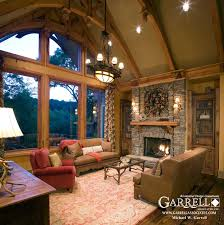 Nantahala Cottage Gable  Lodge Room  Sq Ft Interior - Cottage house interior design
