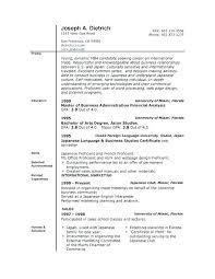Resume Microsoft Word 2010 Microsoft Resume Template Word 2010