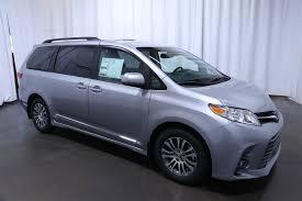New Toyota 2018 Sienna Lease Specials   Wichita Vehicle Discount ...