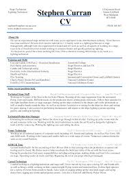 Free Professional Resume Template Downloads Cv Format For Word Jcmanagementco 12