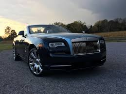 I took a $400,000 Rolls-Royce Dawn convertible on a road trip ...
