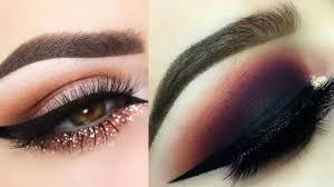 eyeshadow eye beautiful easy brown smokey makeup tutorial