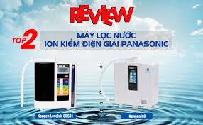 Review top 2 máy lọc nước ion kiềm Enagic Kangen bởi chuyên gia nước  Enterbuy