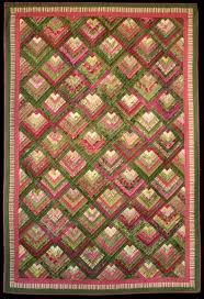 18 best Flavin Glover's Quilts images on Pinterest | Log cabin ... & Mossy Point pattern by Flavin Glover. ... | Quilts - log cabin style Adamdwight.com