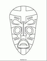 Small Picture beautiful african mask coloring pages with africa coloring pages