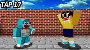 Minecraft Nobita Và Ngày Tận Thế Tập 17 - Gặp Lại Doremon - YouTube
